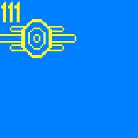 Fallout 4 Vault tec logo