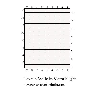 Love in Braille