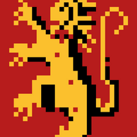 Incomplete Gryffindor Pattern
