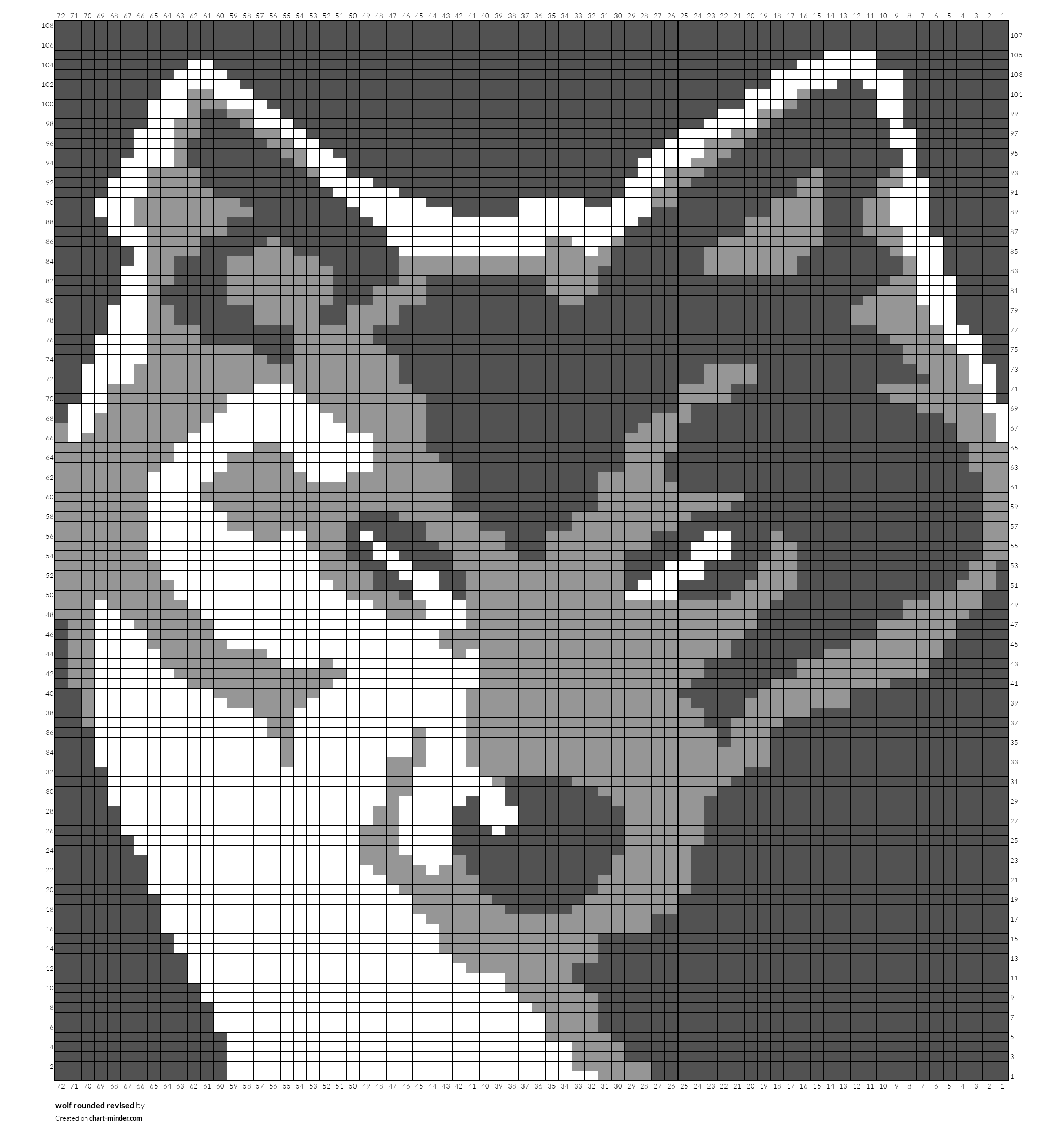 wolf rounded revised