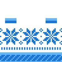 Diamond blue block