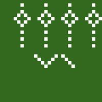 Sage sweater motif
