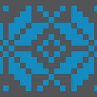 Fair Isle Gauge Pattern