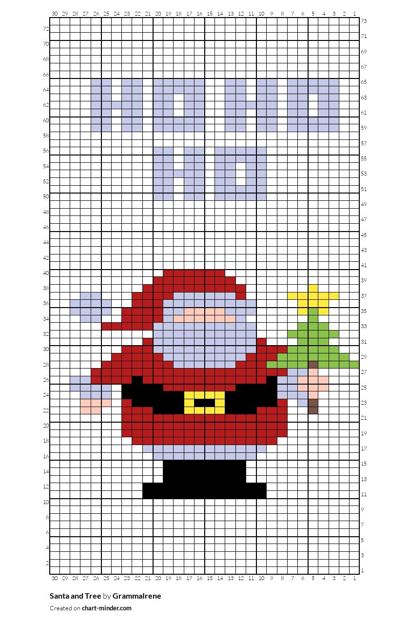 Copy of Santa and Tree