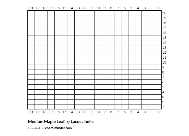 Copy of Medium Maple Leaf