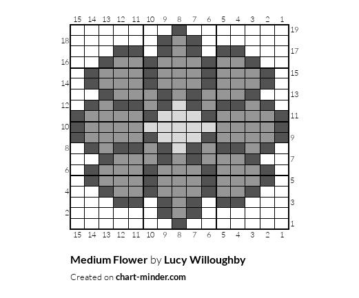 Copy of Medium Flower
