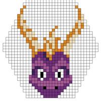 purple dragon hex