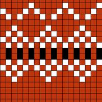 kaarrokeneuleen alaosa kuvio1