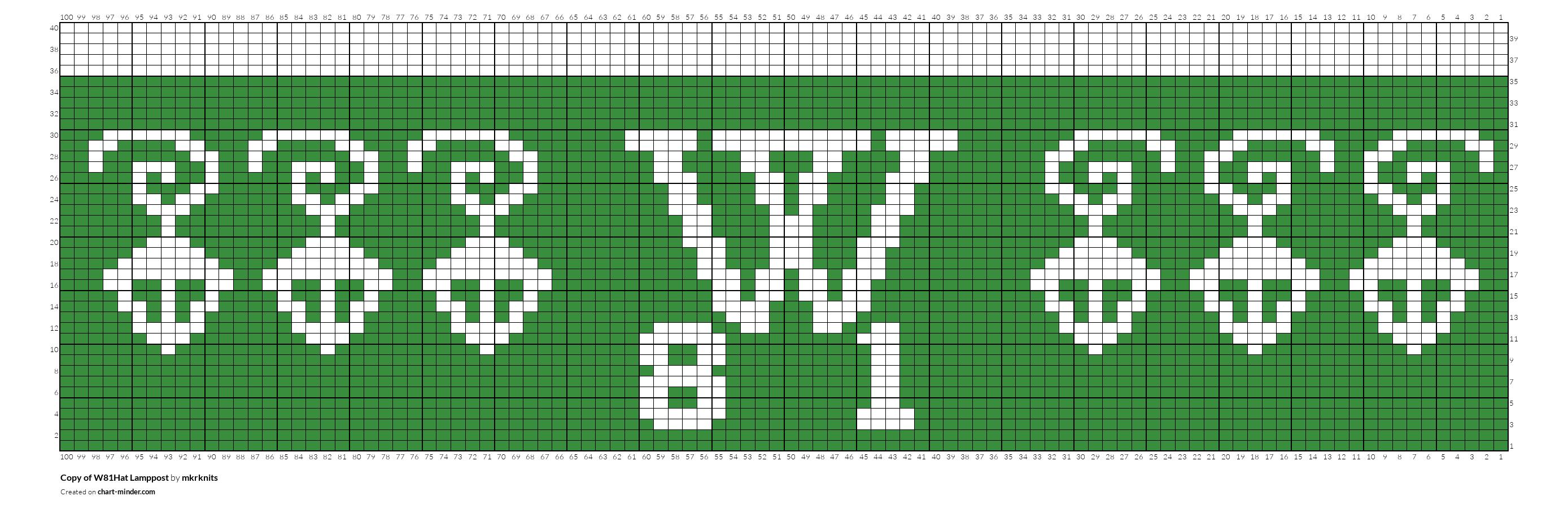 Copy of W81Hat Lamppost