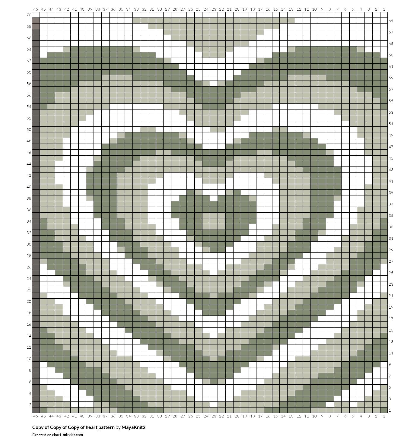 Copy of Copy of Copy of heart pattern