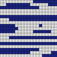 35x19-DNA (double width for illusion knitting)