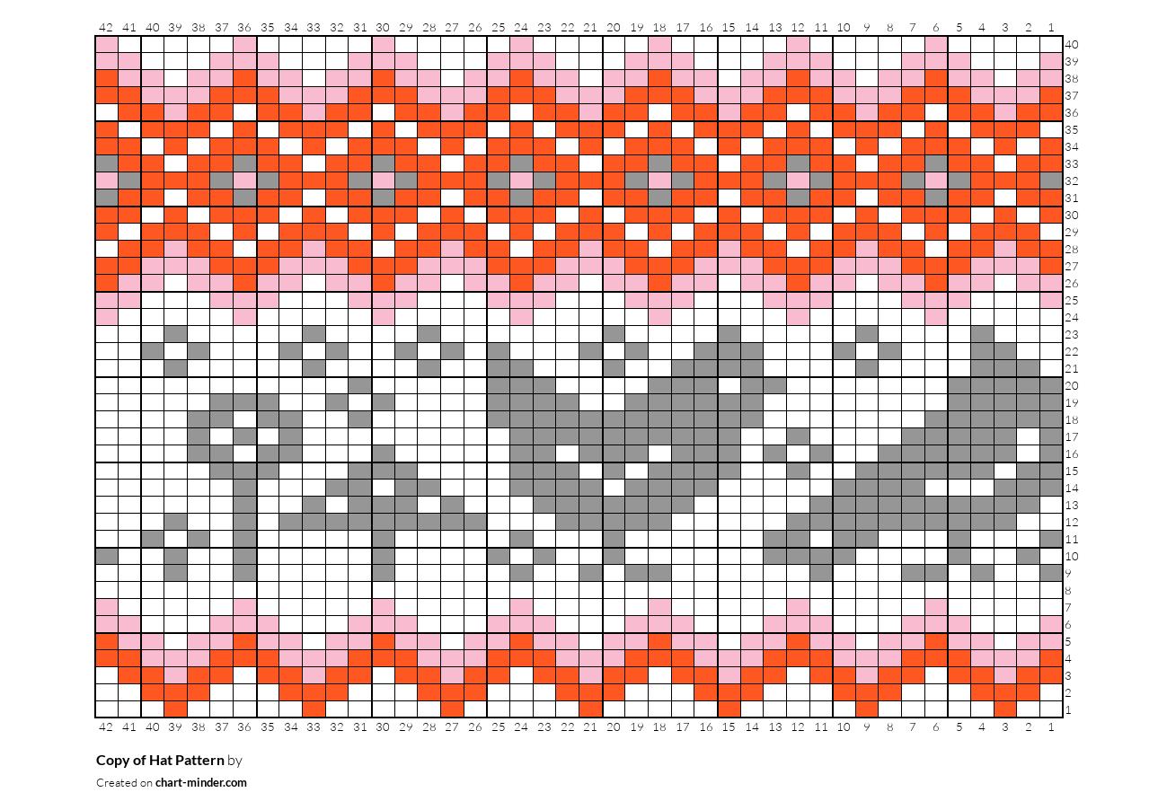 Copy of Hat Pattern