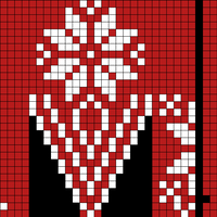 Thumb Gusset (Rose's pattern)