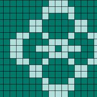 Diagram 3, Anjas blomstergenser