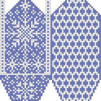 Copy of Snowflake Slippers