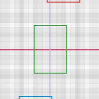 Graph for garter stich